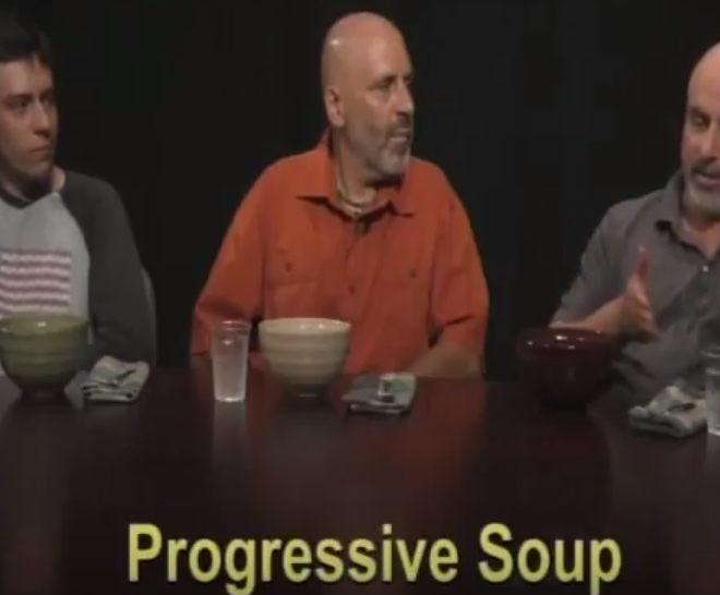 "Watch RJS Interviewed on ""Progressive Soup"""